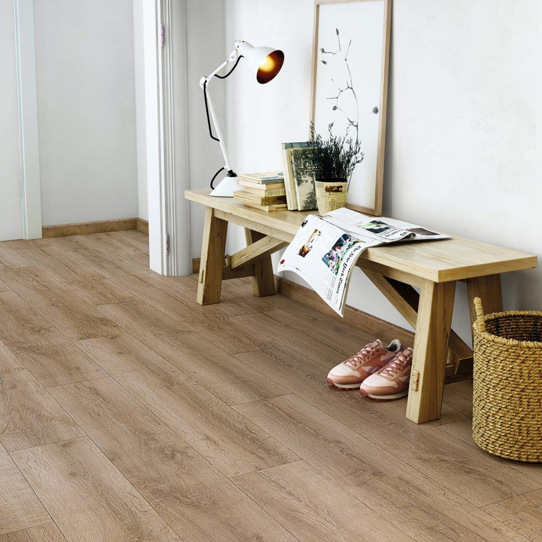 Bromo Oak Original Laminate Flooring Wychwood Flooring